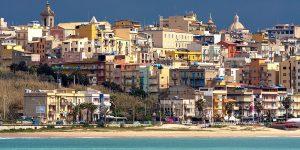 Gela, Sicily, Italy