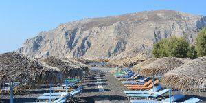 Kamari, Santorini, Greece