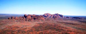 Sunniest Places in Australia - Hot Desert