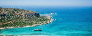 Sunniest Places in Greece - Crete